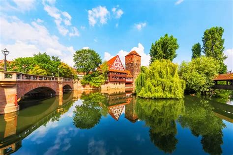 who flies to nuremberg from uk 2018 gems of the danube scenic river cruise