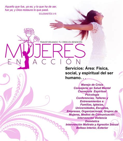como hacer una invitacion para un culto cristiano mujeres en acci 243 n quot transformando tu crisis en bendici 243 n