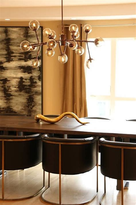 Dallas Chandelier Arteriors Dallas 18 Light Mini Chandelier Contemporary Dining Room Kenneth Byrd Design