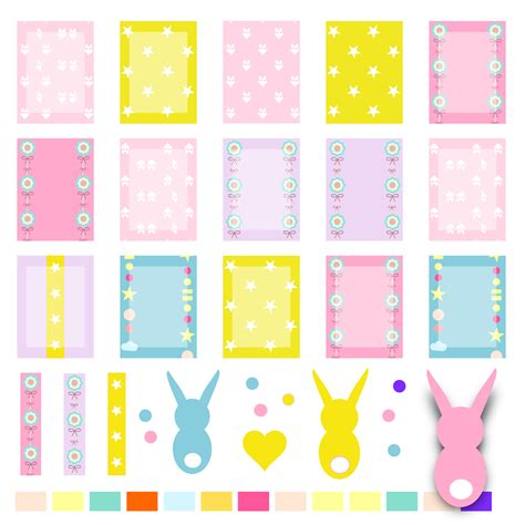printable planner stickers free printable spring planner stickers agendasticker