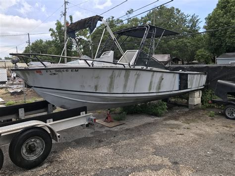 whitewater offshore boats 25 whitewater rebuild the hull truth boating and