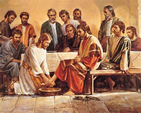 imagenes de jesucristo ayudando jeudi saint le bonheur de servir comme j 233 sus