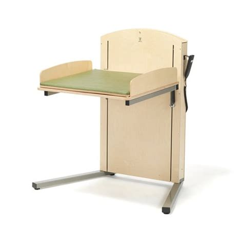 Height Adjustable Changing Table Lyfta Without Sink Height Of Changing Table