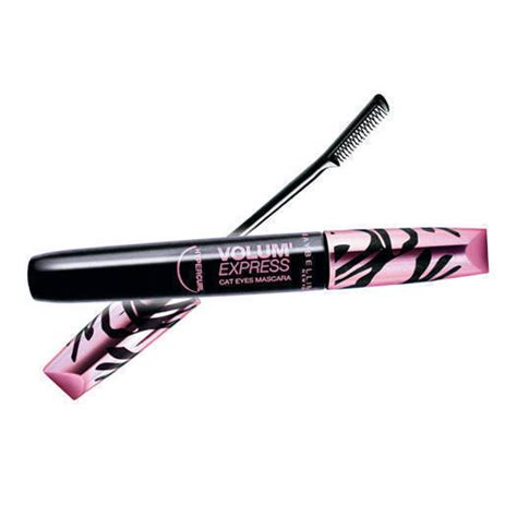 Mascara Maybelline Hypercurl Cat maybelline hypercurl volum express waterproof cat