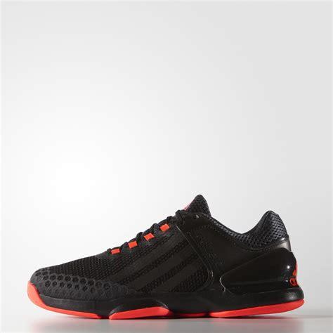 Adidas Tennis Black adidas mens adizero ubersonic tennis shoes black