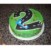 Cool Homemade Race Car Birthday Cake