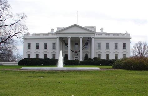 The White House by The White House