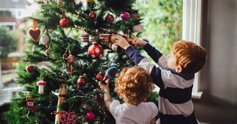 the best time to take down your christmas tree revealed