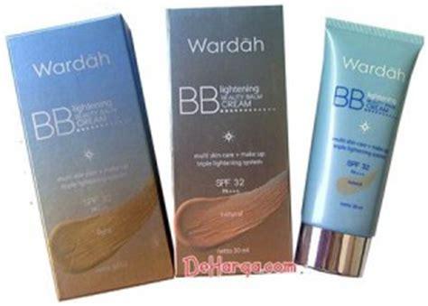 Harga Bb Merk Wardah daftar harga katalog produk wardah kosmetik 2017