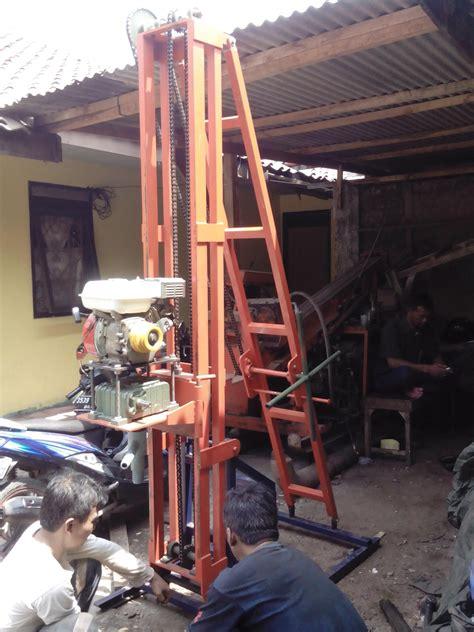 Mesin Bor Sumur Jacro jual mesin bor sumur harga murah bandung oleh cv putra