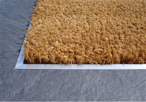 Coco Matting by Recessed Cocoa Mat Eagle Mat