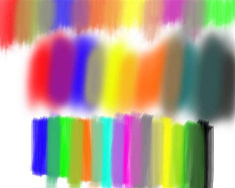 color blending projects blending colors