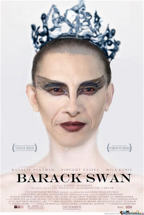 Natalie Meme - barack swan by mustapan meme center