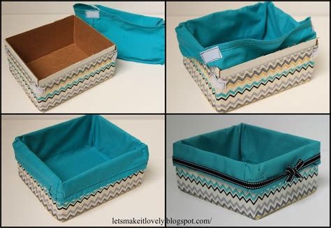 how to put a box together upcycled fabric basket 183 how to sew a fabric basket 183 home