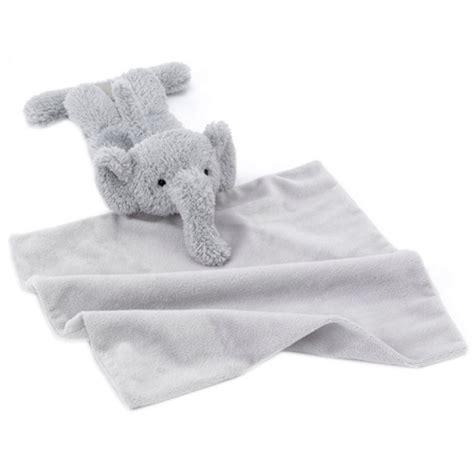 elephant comfort blanket jellycat nugget elephant soother comfort blanket