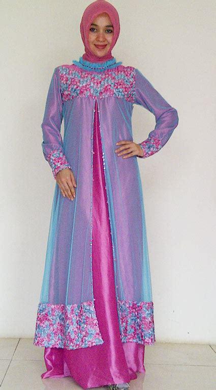 desain gaun tercantik 17 model baju gamis pesta tercantik dan modern style remaja