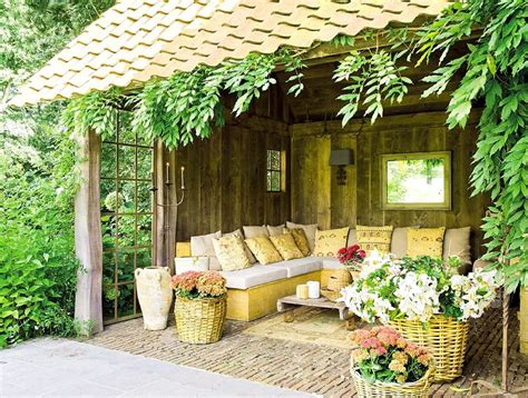 ideas para porches porches r 250 sticos ideas y consejos que te har 225 n entrar en