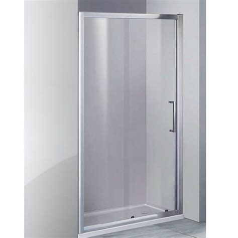 1000mm Shower Door Elite 1000mm Sliding Shower Door 8mm Glass