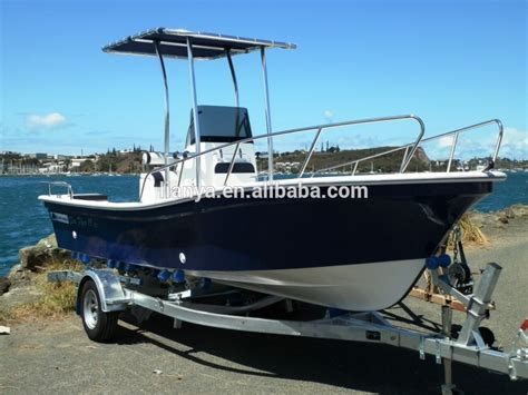 fishing boat hull for sale liya 19ft deep v hull fiberglass used fishing panga boats
