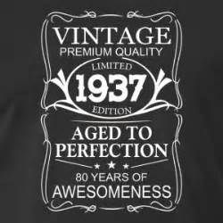 Unisex Gift Ideas shop 80th birthday t shirts online spreadshirt