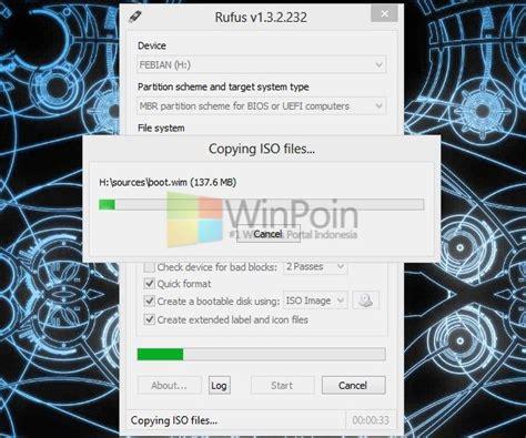 tutorial instal windows 7 via flashdisk tutorial lengkap cara install windows 7 dengan flashdisk