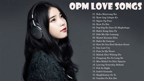 Top 100 Pamatay Puso Tagalog Love Songs 2018   Best OPM