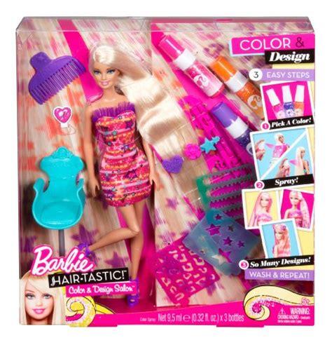 design doll software review barbie hairtastic colour design salon doll at shop ireland