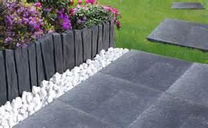 bordures de jardin jardin