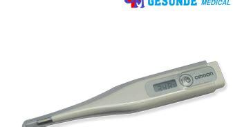Termometer Badan Omron alat ukur suhu badan omron termometer digital omron toko medis jual alat kesehatan