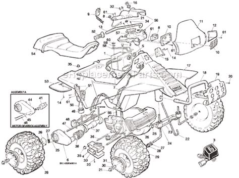 motorcycle parts diagram honda atv schematic diagram get free image about wiring