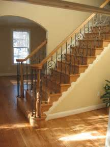 Metal Banister Ideas American Staircrafters Of Maryland Staircase And Stair