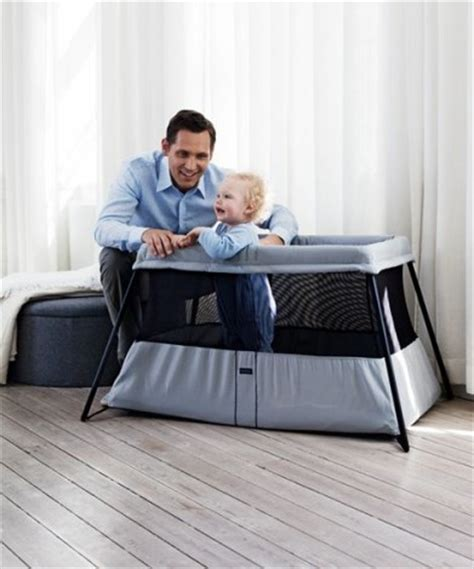Ultra Lightweight Travel Crib From Babybj 214 Rn Mamanista Baby Bjorn Light Travel Crib
