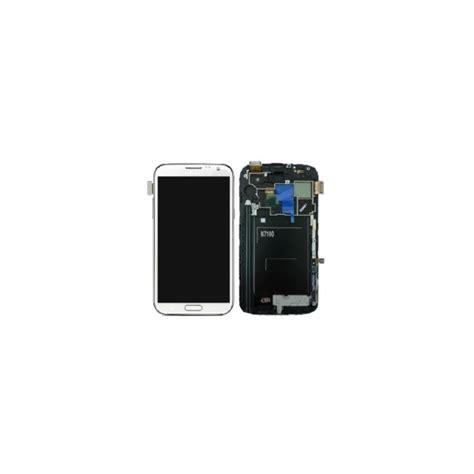 Lcd Samsung Galaxy Note 2 N7100 Ori pantalla tactil lcd display original para samsung note 2 n7100 blanca gh9714112a