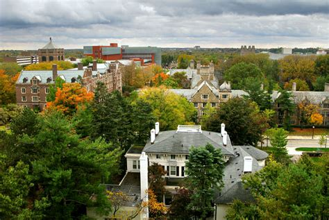 Of Michigan Mba Visit by Fall In Arbor Michigan Photos