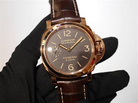 Luminor Panerai Tourbilon Leather Brown Kode Df5988 high quality omega replica watches omega seamaster replica replica omega classic omega