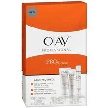 Harga Olay Pro X Clear Acne Protocol olay pro x clear acne protocol does it work the stir