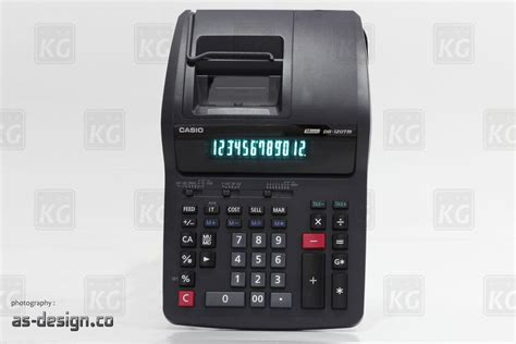 Kalkulator Casio Printing Dr 140tm jual casio dr 120tm jual casio printable dr 120tm di kalkulator grosir