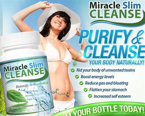 Slim To None Detox by Miracle Slim Cleanse Review Vita Ultra Ultimate Weight