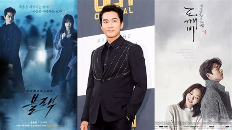 so ji sub and song seung heon song seung heon addresses concerns of similarities between