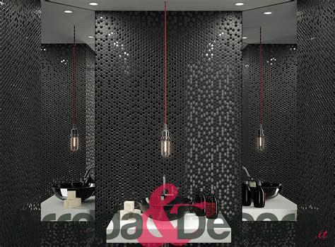 doccia con mosaico doccia mosaico nero duylinh for
