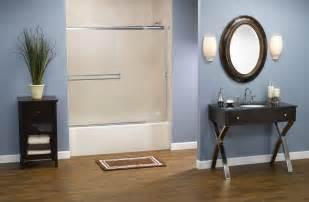 one bath fitter tub wall surround vs three