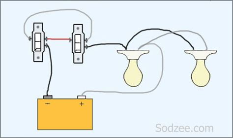 Three Lights by Simple Home Electrical Wiring Diagrams Sodzee