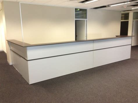 Counter Reception Desk New Reception Desks Counters Office Furniture For Work Office Move