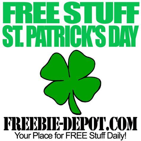 s day free free st patrick s day stuff 2013 freebie depot