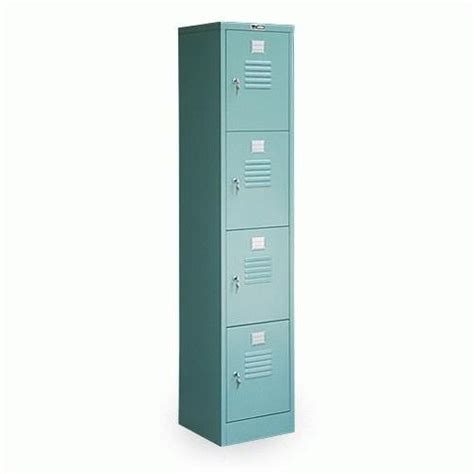 Lemari Yunika alba locker besi 4 pintu type lc 504 alba metal