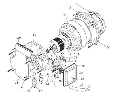 diesel generator parts diagram www imgkid the