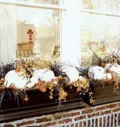 decorating window boxes for fall just so lovely fall window box inspiration