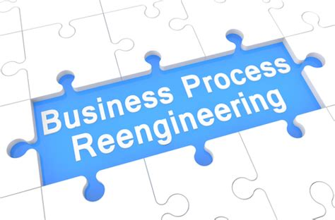 Business Process Reengineering a look at business process reengineering bpr