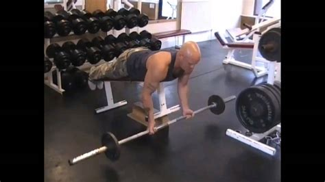 bench barbell row reverse grip incline bench barbell row youtube