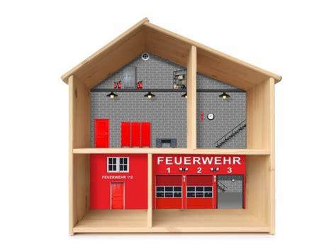 Aufkleber Von Ikea Möbeln Entfernen by Feuerwehr Aufkleber F 252 R Das Puppenhaus Ikea Flisat Phf03